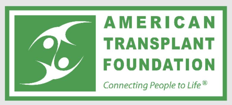 American Transplant Foundation testimonials